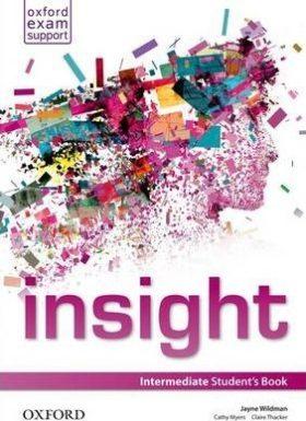 Insight Intermediate Student´s Book - Jayne Wildman