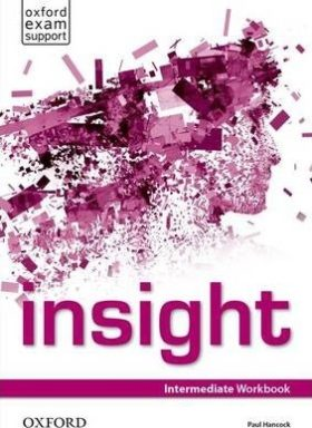 Insight Intermediate Workbook - Hancock Paul