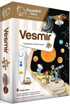 Kouzelné čtení - Vesmír - Puzzle
