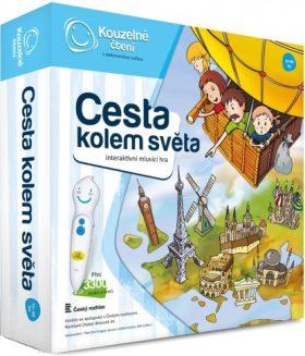 Kouzelné čtení - Cesta kolem světa - Hra