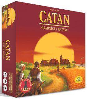 Osadníci z Katanu - stolní hra