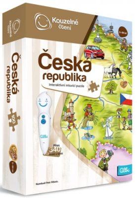 Kouzelné čtení - Česká republika - Puzzle