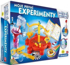 ALBI Moje první experimenty