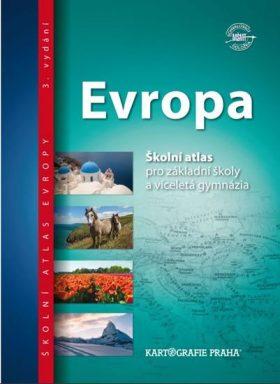 Školní atlas/Evropa pro ZŠ a víceletá gymnázia