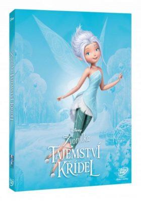 Zvonilka: Tajemství křídel - Edice Disney Víly - DVD