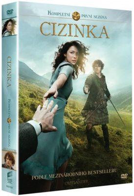 Cizinka - 1. série - DVD