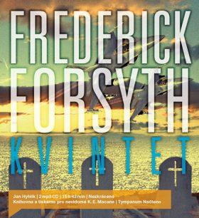 Kvintet - Frederick Forsyth - audiokniha