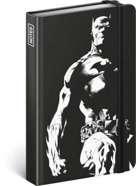Notes - Batman – Dark Knight, linkovaný, 10,5 x 15,8 cm
