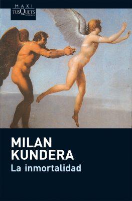 La inmortalidad - Milan Kundera