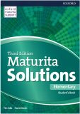 Maturita Solutions 3rd Edition Elementary Student´s Book CZ - Tim Falla, Paul A. Davies