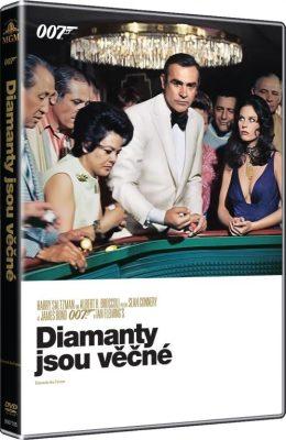 Diamanty jsou věčné - DVD