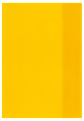 Obal na sešit A5 - žlutý