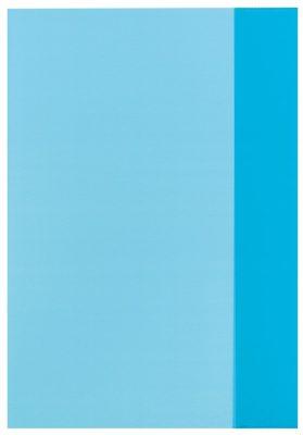 Obal na sešit A4 - modrý
