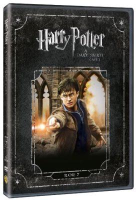Harry Potter a Relikvie smrti - část 2. - DVD