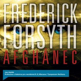 Afghánec - Frederick Forsyth - audiokniha