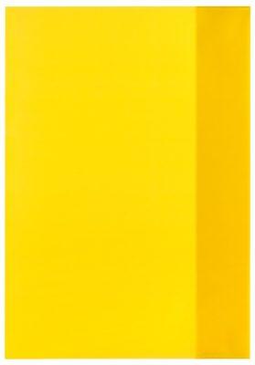 Obal na sešit A4 - žlutý