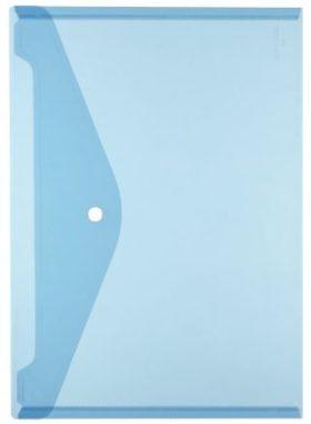 Spisové desky A4 s drukem - modré