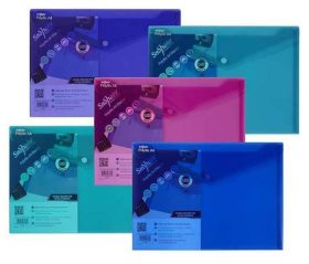 Spisové desky A4 s drukem TIM - mix barev