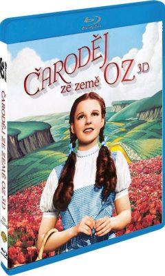 Čaroděj ze Země Oz 2BD (3D+2D) - Blu-ray