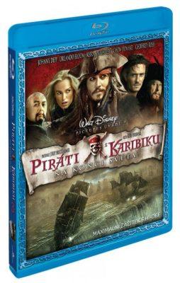 Piráti z Karibiku: Prokletí Černé perly - Blu-ray