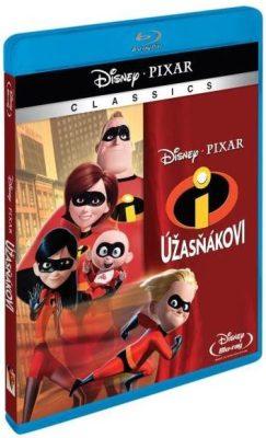 Úžasňákovi BD - Blu-ray