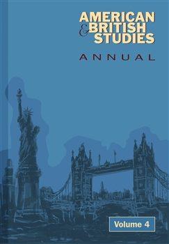 American & British studies - Annual