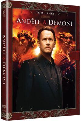 Andělé a démoni - DVD