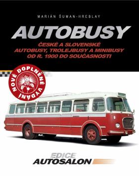 Autobusy - Marián Šuman-Hreblay - e-kniha