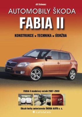 Automobily Škoda Fabia II - Jiří Schwarz - e-kniha