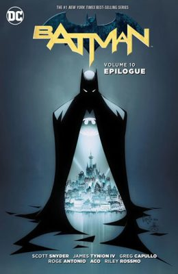 Batman - Epilog - Scott Snyder, Tynion IV James