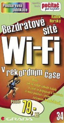 Bezdrátové sítě Wi-Fi - Karel Voráček - e-kniha