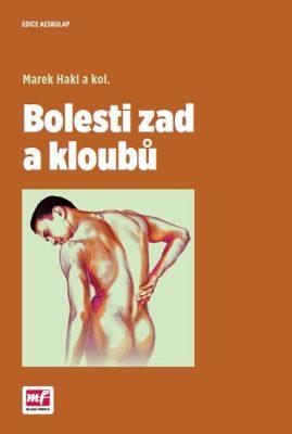 Bolesti zad a kloubů - Marek Hakl