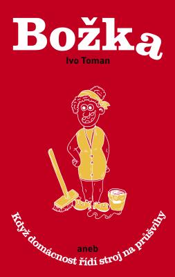 Božka - Ivo Toman - e-kniha