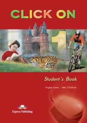 Click On 1 - Students Book without CD - N. Sullivan, Virginia Evans