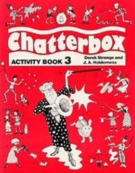 Chatterbox 3 Activity Book - Derek Strange, Holderness J.A.