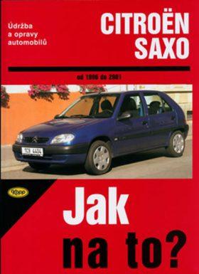 Citroën Saxo 1996-2001 - Jak na to?-78
