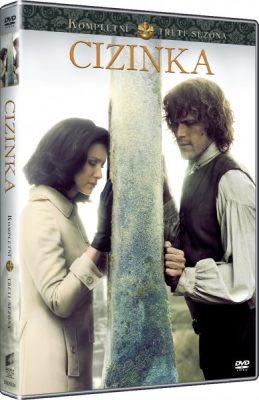Cizinka - 3. série - DVD