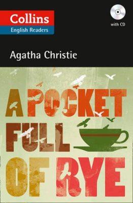 COLLINS A Pocket Full of Rye (incl. audio CD) (do vyprodání zásob) - Agatha Christie