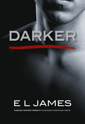 Darker - E L James - e-kniha
