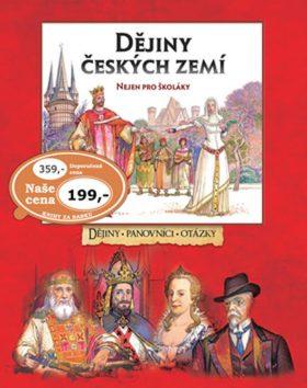 Dějiny českých zemí nejen pro školáky