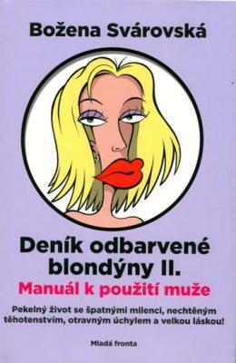 Deník odbarvené blondýny II. - Božena Svárovská