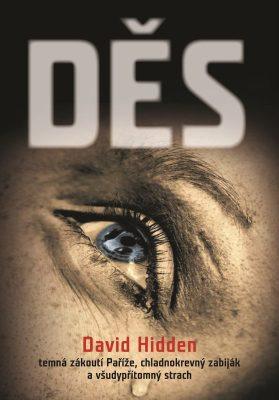 Děs - David Hidden - e-kniha