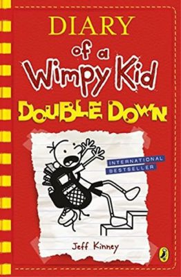 Diary of a Wimpy Kid 11: Double Down - Jeff Kinney