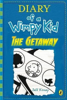 Diary of a Wimpy Kid 12 - Jeff Kinney