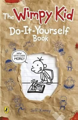 Diary of a Wimpy Kid: Do-It-Yourself Boo - Jeff Kinney
