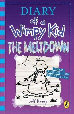 Diary of a Wimpy Kid: The Meltdown - Jeff Kinney