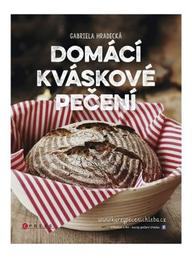 Domácí kváskové pečení - Gabriela Hradecká - e-kniha