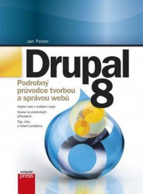Drupal 8 - Jan Polzer - e-kniha