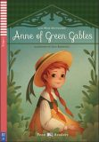 Teen ELI Readers 1/A1: Anne of Green Gables+CD - Lucy Maud Montgomeryová