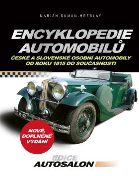 Encyklopedie automobilů - Marián Šuman-Hreblay - e-kniha